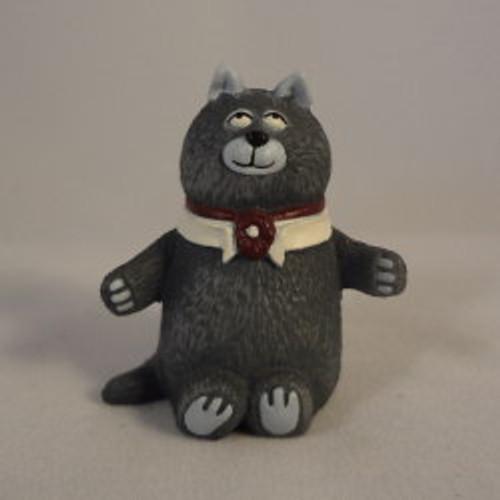 1987 Purrsonality Cat - Calvin