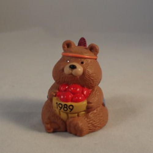 1989 Indian Bear Boy