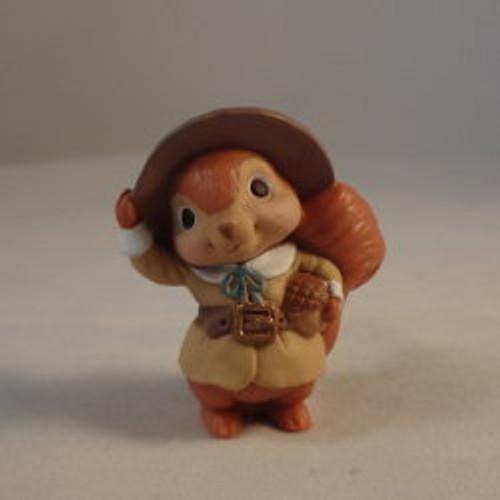 1986 Mr. Pilgrim Squirrel