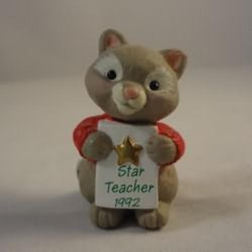 1992 Star Teacher Cat