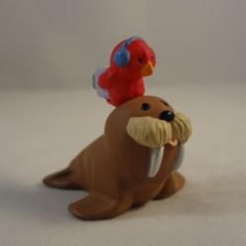 1992 Walrus And Bird