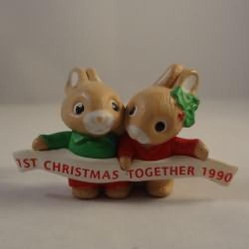 1990 1St Christmas Together