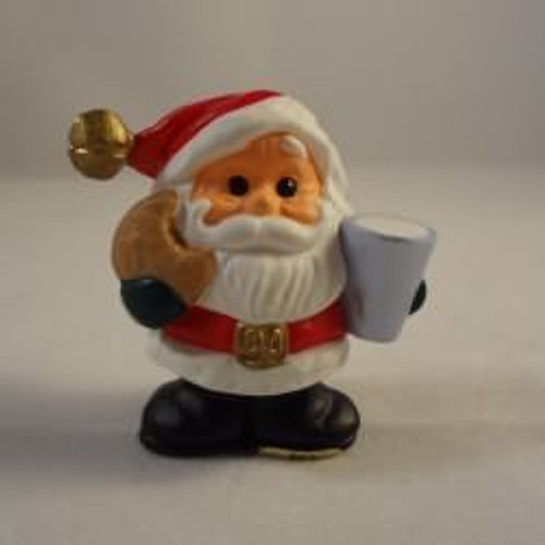 1990 Jingle Bell Santa - 1St
