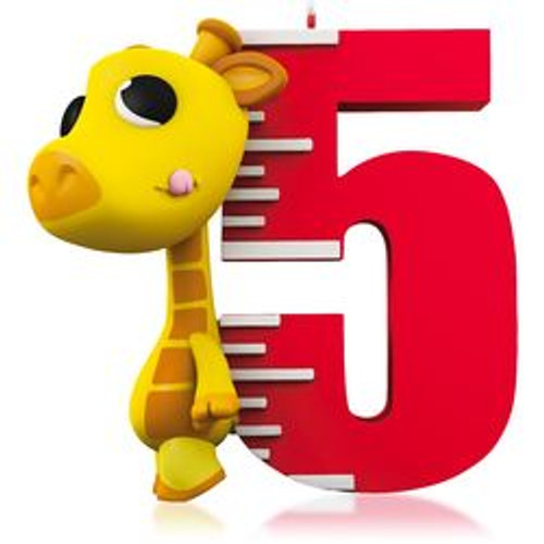 2015 I am Five