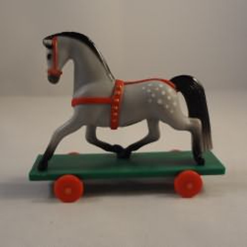 1985 Horse On Wheels