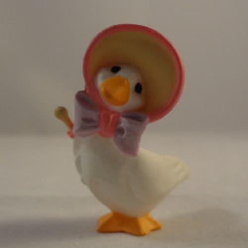 1986 Goose In Hat