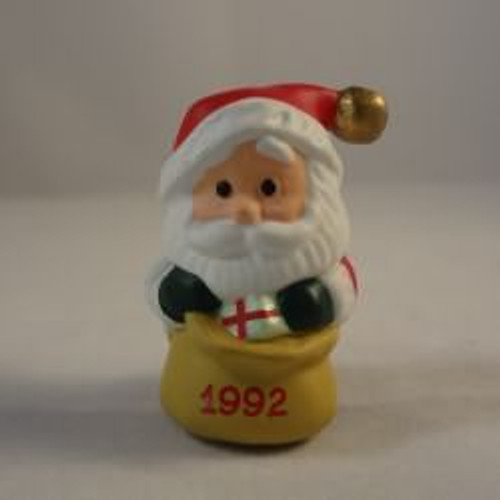 1992 Jingle Bell Santa #3