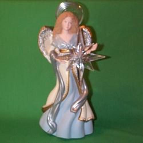 1991 Angel Of Light Tree Topper