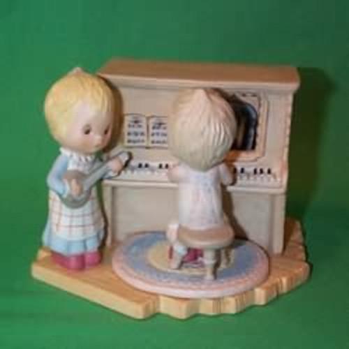 1985 Betsey Clark - Piano Teacher