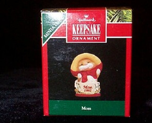 1992 Mom - Miniature