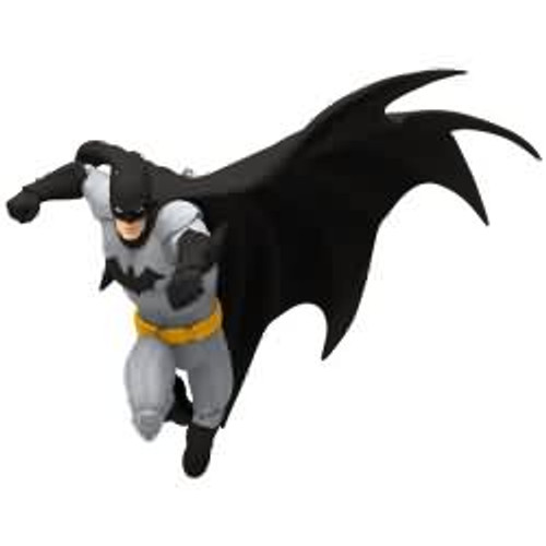 2017 Batman - The Guardian of Gotham City Hallmark ornament - QXI3055