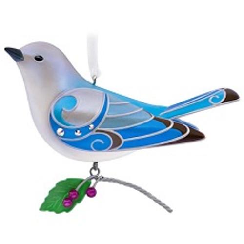 2017 Beauty of Birds - Lady Mountain Bluebird