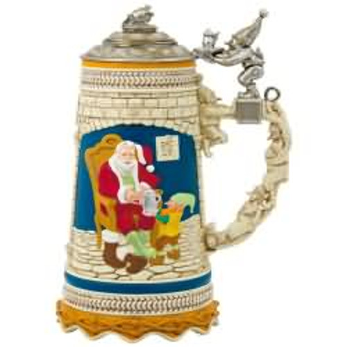 2017 Beer Stein Hallmark ornament - QGO1372