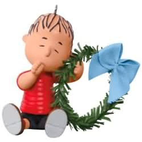 2017 peanuts a comfy christmas for linus hallmark ornament qxi3292