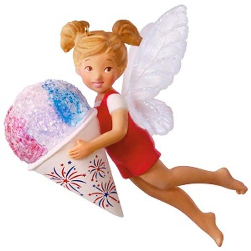 2018 Friendly Fairies #6 - Snow Cone Fairy