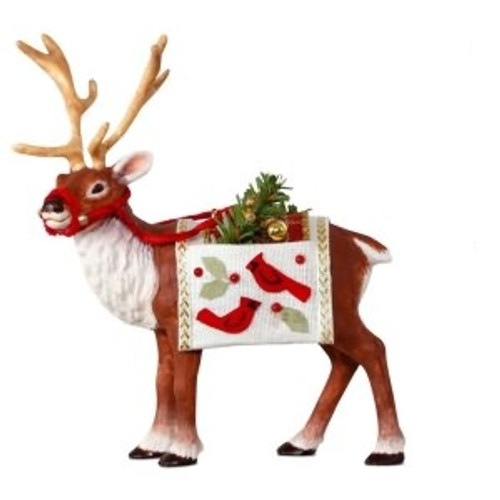 2018 father christmass reindeer ltd