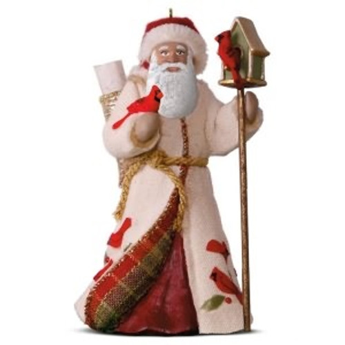 2018 father christmas african american - African American Christmas Decorations