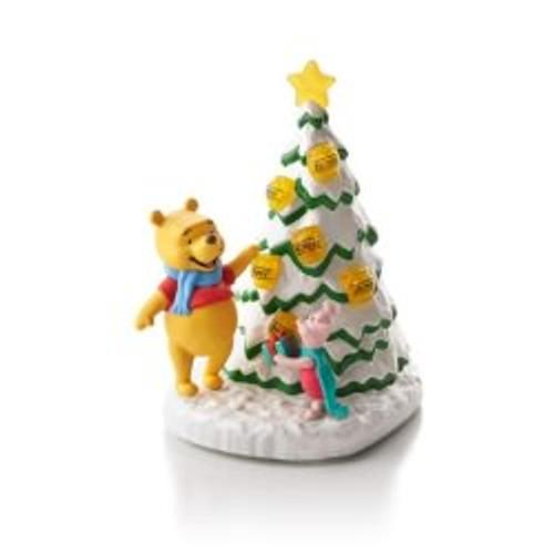 2013 winnie the pooh o hunny tree - Winnie The Pooh Christmas Decorations