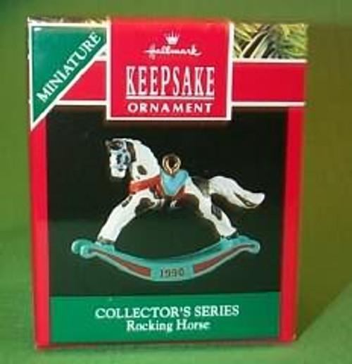 1990 Rocking Horse - Mini #3