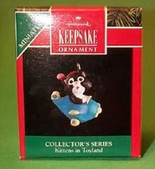 1991 Kittens In Toyland #4