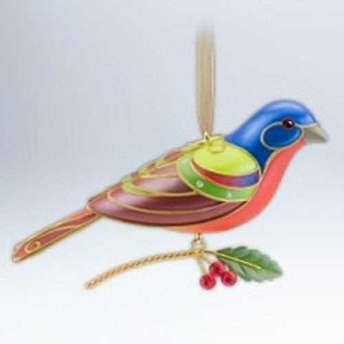 2012 Beauty Of Birds #8 - Painted Bunting