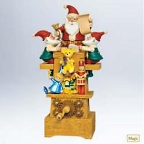 2011 Santa's Jolly Workshop
