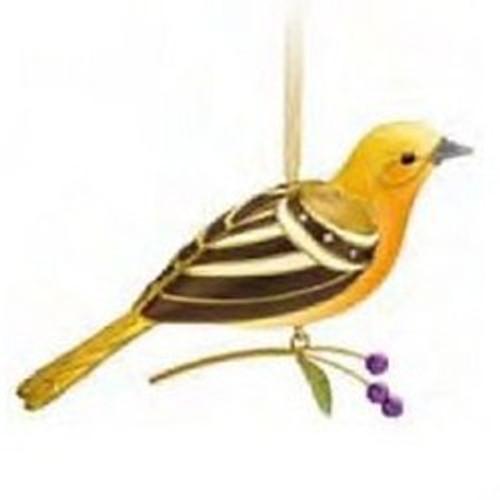 2011 Beauty Of Birds - Lady Oriole - Limited