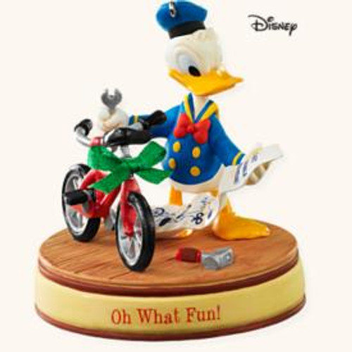Mickey Christmas Tree Topper: Oh, What Fun! Tree Topper