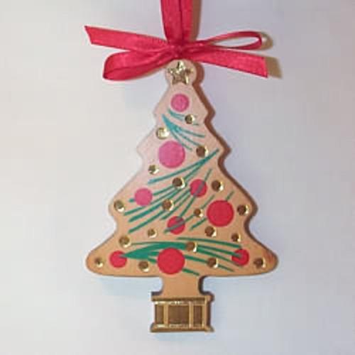 1989 Mayor's Tree Ornament