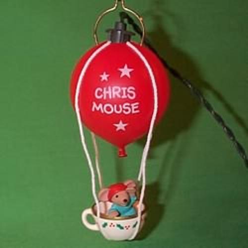 1993 Chris Mouse #9 - Flight