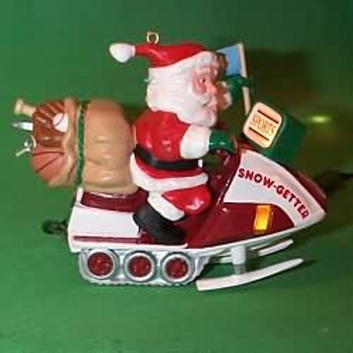 1993 Santa's Snow Getter