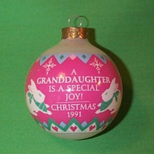 1991 Granddaughter