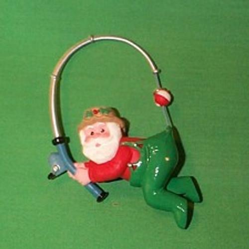1991 Hooked On Santa