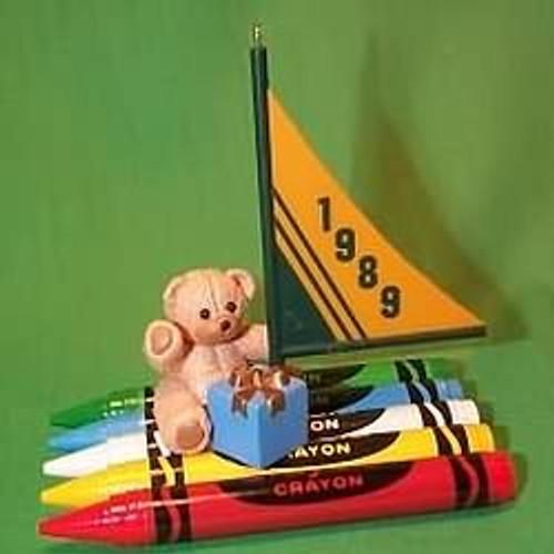 1989 Crayola #1 - Journey