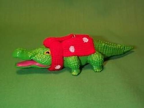 1990 Christmas Croc