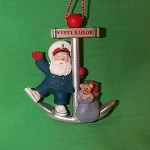 1991 Santa Sailor
