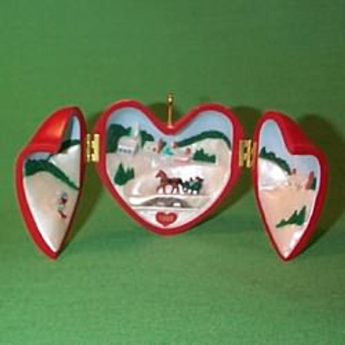1993 Heart Of Christmas #4