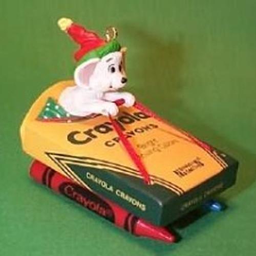 1990 Crayola #2 - Sled