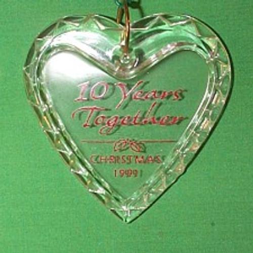 1991 10 Yrs Together