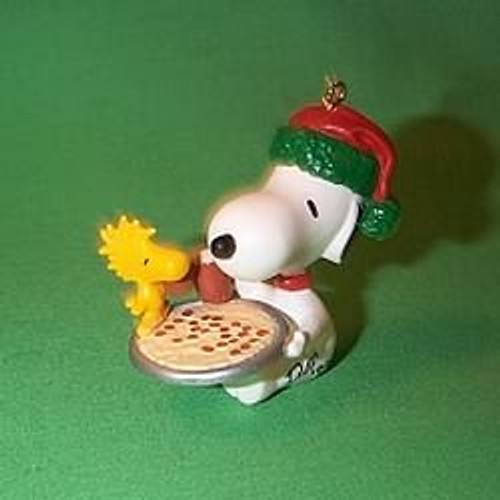 1991 Snoopy And Woodstock