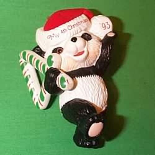 1993 Childs 4th Christmas - Bear