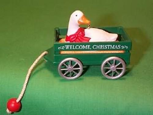 1990 Goose Cart
