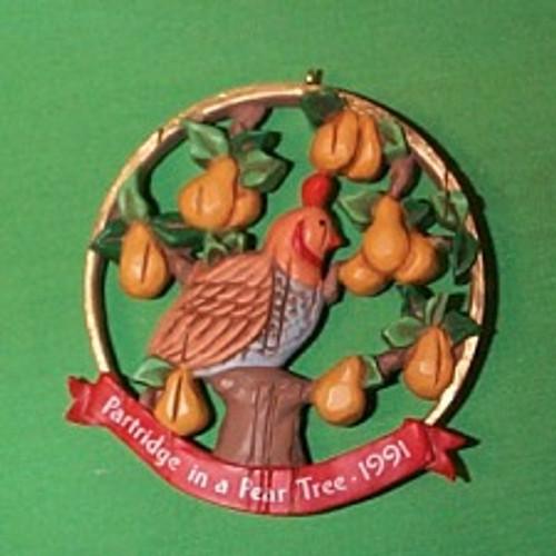 1991 Partridge In Pear Tree