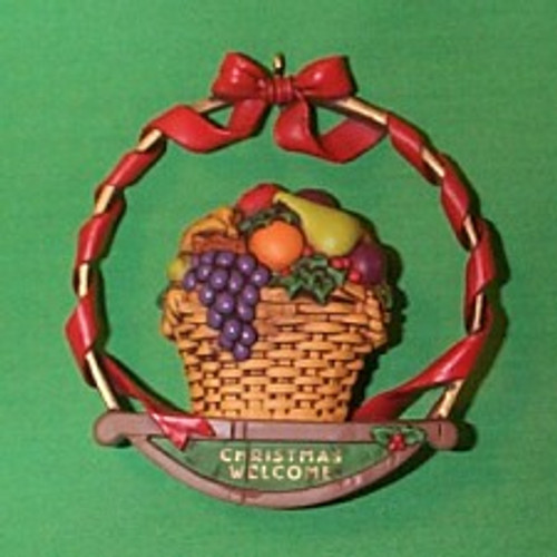 1991 Christmas Welcome