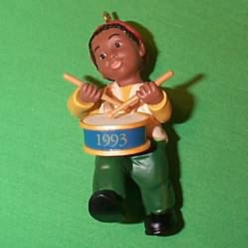 1993 Little Drummer Boy