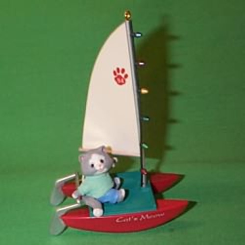 1994 Kitty's Catamaran