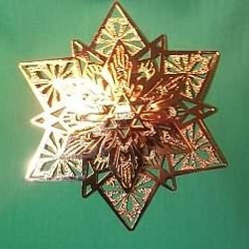 1989 Sparkling Snowflake