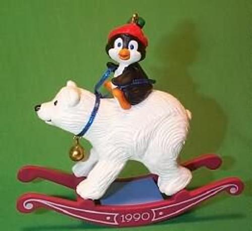 1990 Bearback Rider