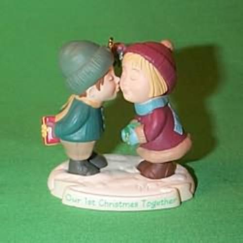 1994 1st Christmas Together - Couple
