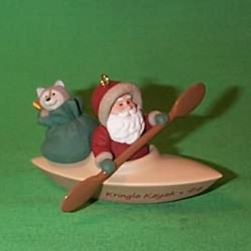 1994 Kringle's Kayak
